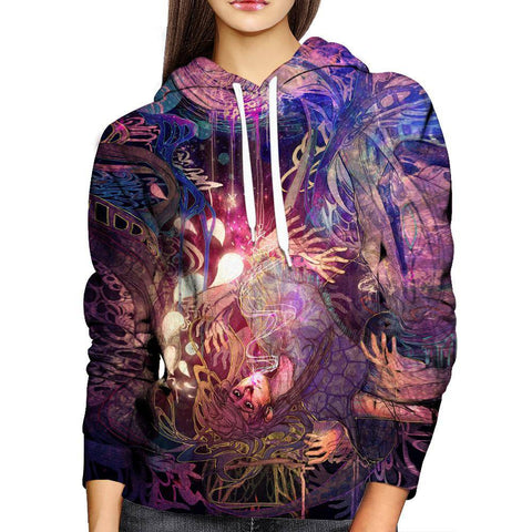 Image of Time Decreases Womens Hoodie