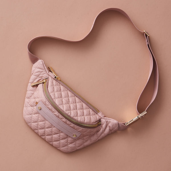 Fefe Fanny Pack Blush Pink