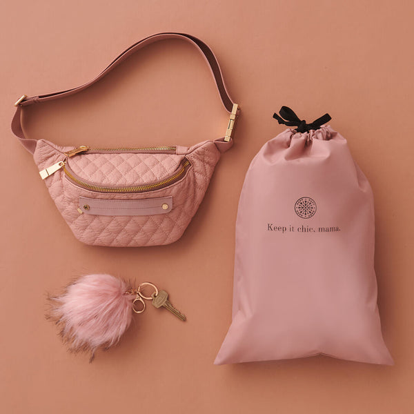 Fefe Fanny Pack Blush Pink Promo Set