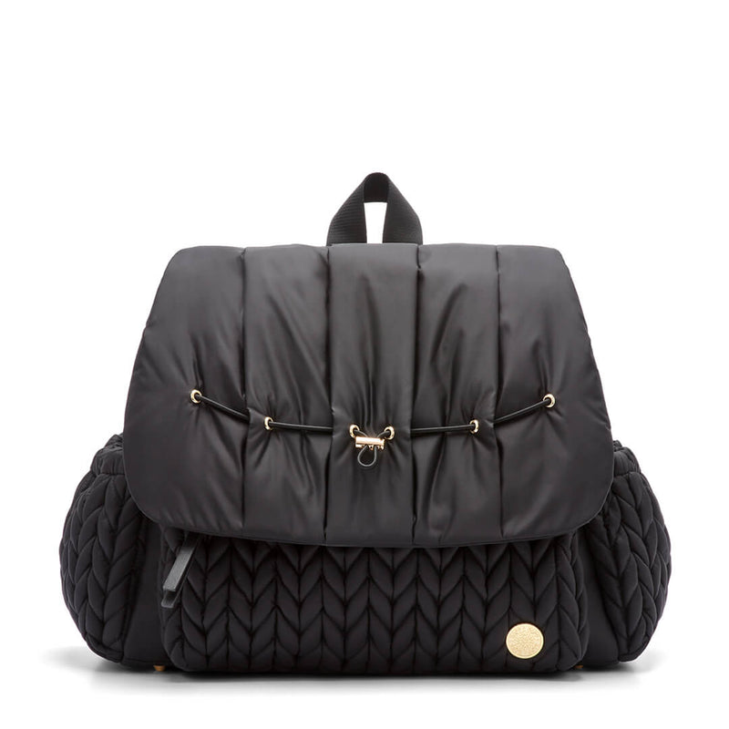 Levy Backpack Black