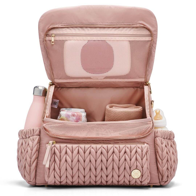 Levy Backpack Dusty Rose