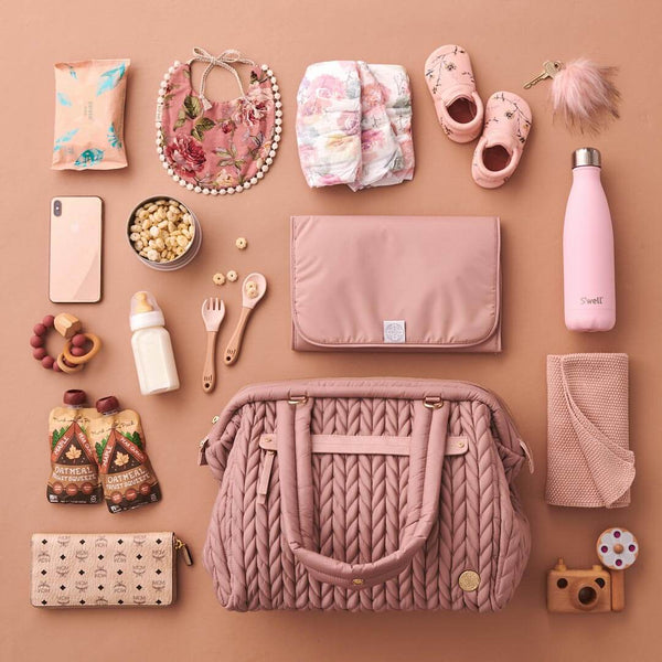 Paige Carryall Dusty Rose