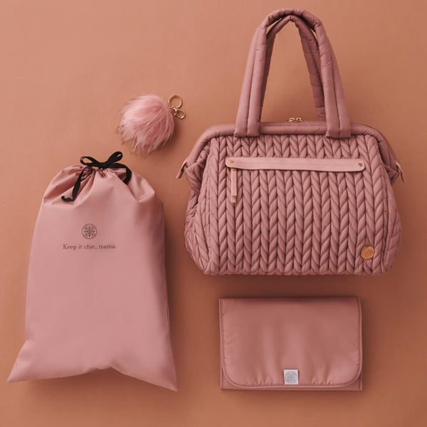 Paige Carryall Dusty Rose Promo Set