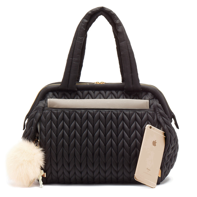 Paige Carryall Black