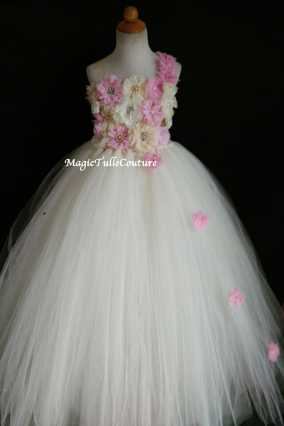 80e94947a Flower Girl Dresses by MagicTulleCouture – Page 4 – MALIBULI & Co.