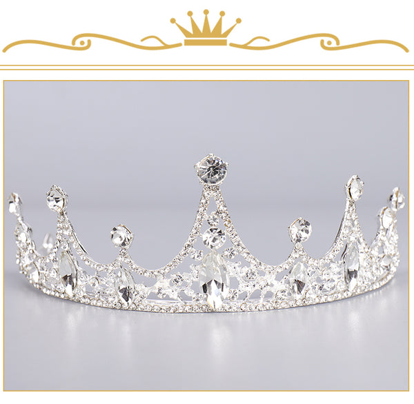 Girls Princess Tiara for Little Girls and Big Girls Birthday and Wedding