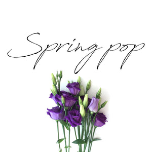 Spring Edit and Discount