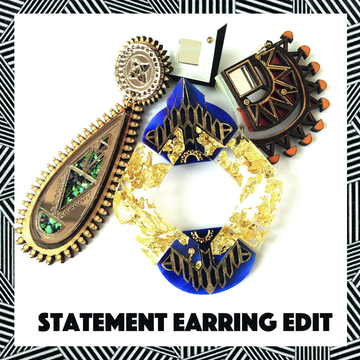 Statement Earring Edit