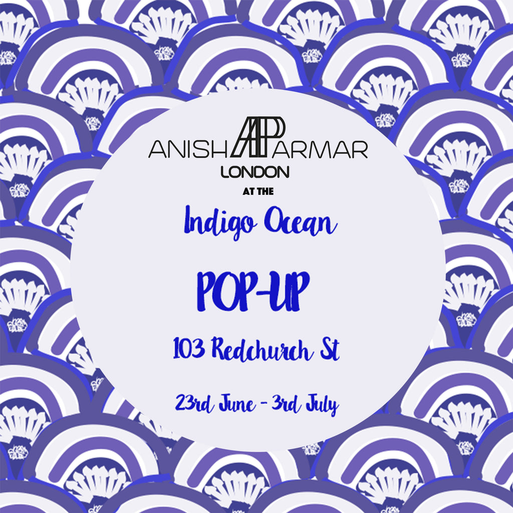 ANISHA PARMAR LONDON SUMMER POP UP