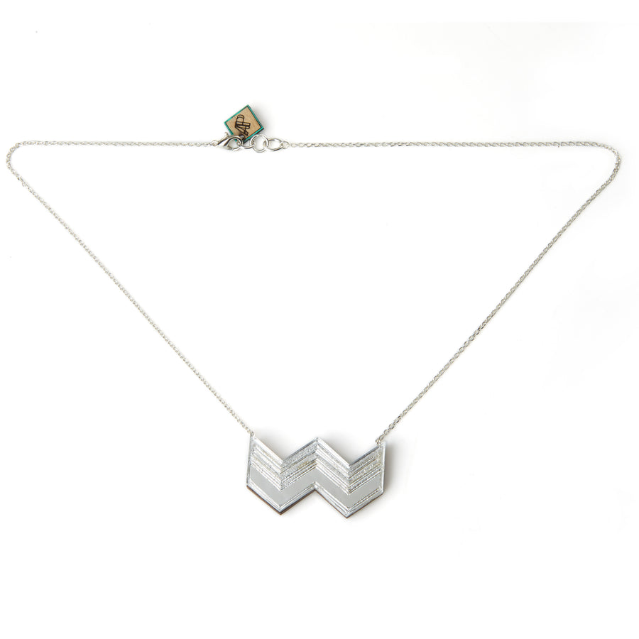 X necklace - Anisha Parmar London