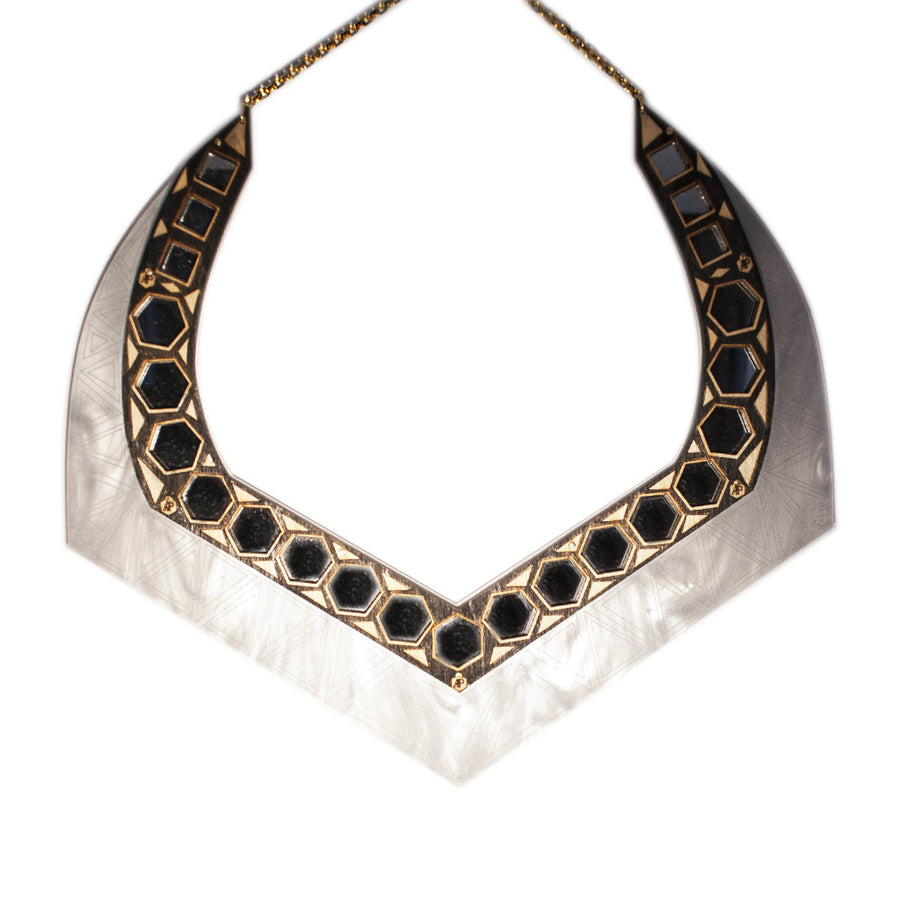 Zahra Necklace - Anisha Parmar London