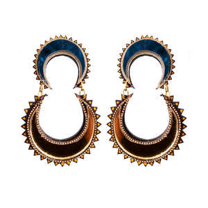 Chand Drop Earrings