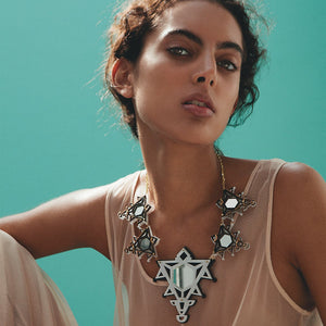 Multi Kito Statement Necklace