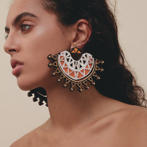 Simba Statement Earrings