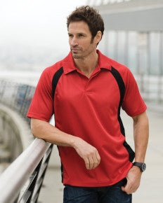 Dry Tech Short Sleeve Sport Polo