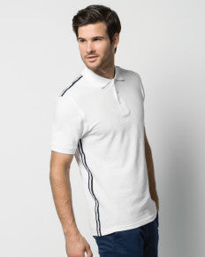 Kustom Kit Mens Slim Fit Polo