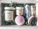 BATH & BODY BEAUTY GIFT BOX
