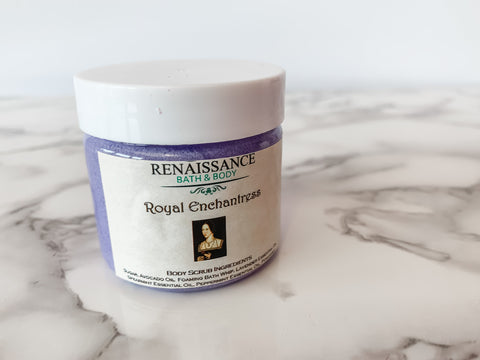 Royal Enchantress Body Scrub-2 oz