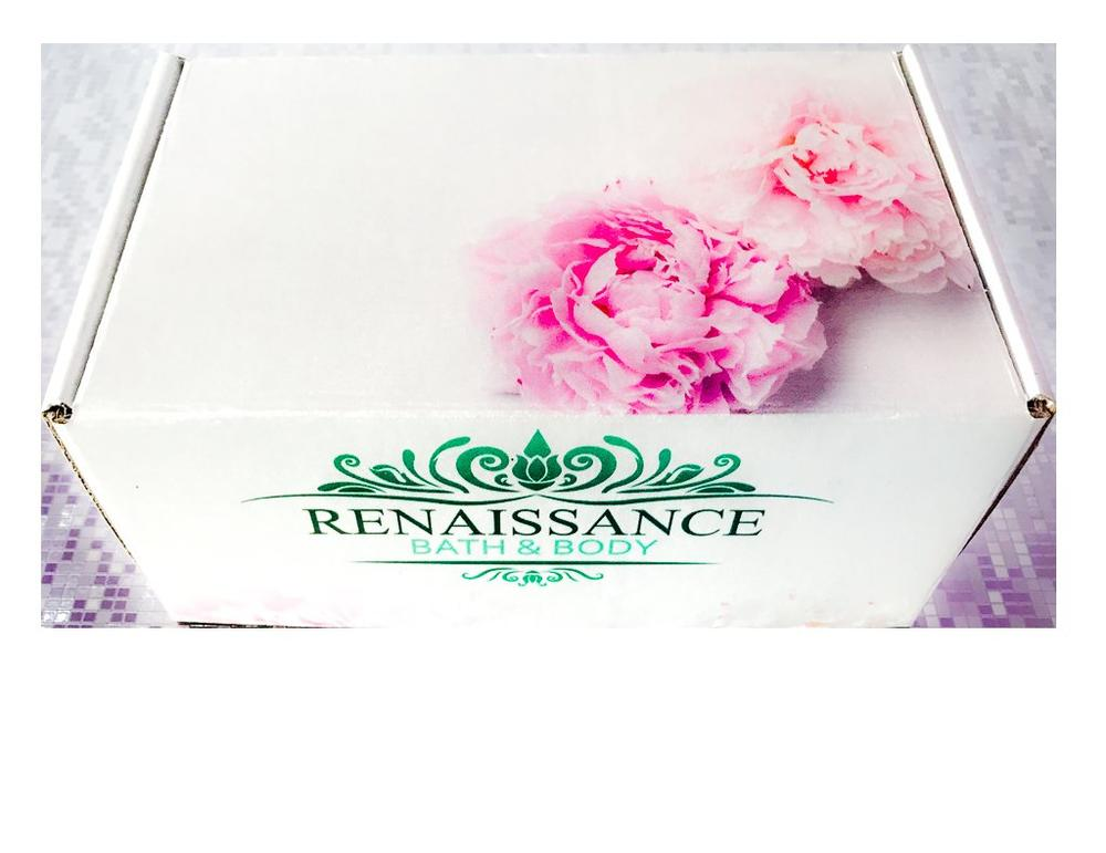 Renaissance Box: Bath & Body Subscription Box