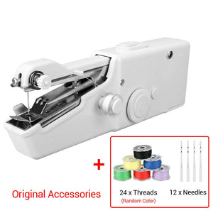 The Even Tinier Mini Portable Handheld Sewing Machine Sewing Machines Winzwon Official Store Sewing Machine Kit 3
