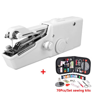 The Even Tinier Mini Portable Handheld Sewing Machine Sewing Machines Winzwon Official Store Sewing Machine Kit 1