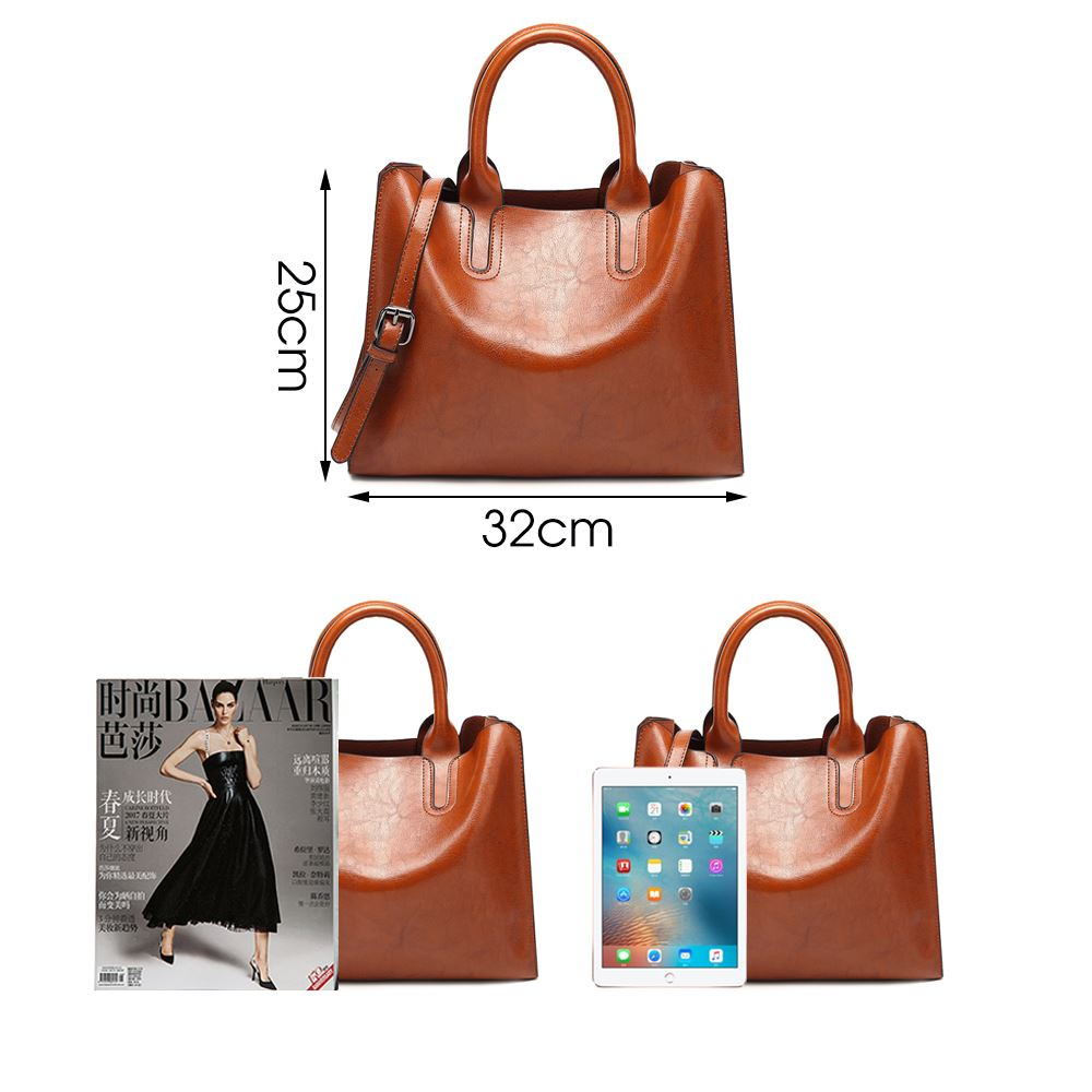 The Spanish Trunk Tote shoulder crossbody bag and Handbag Top-Handle Bags ACELURE Official Store