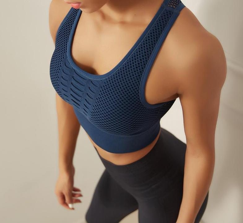 The Gladiator Sports Bra Vest Sports Bras SEXYWG Official Store