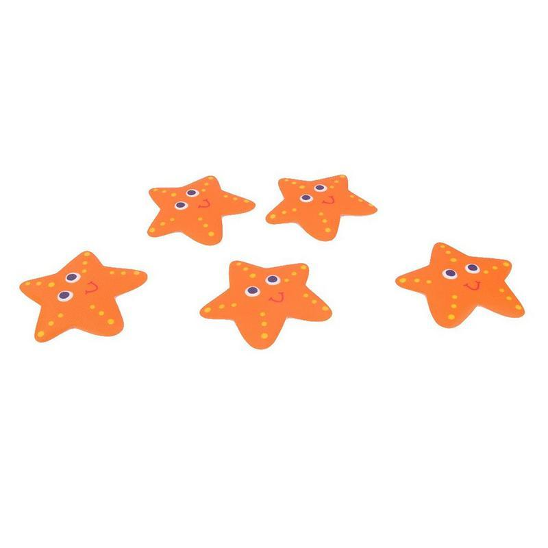 Silly Starfish Anti-Bacterial Waterproof Non-Slip Grip Stickers - HABIT