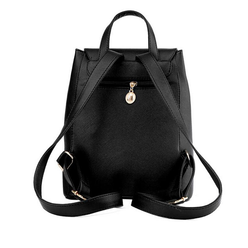 The Minimal School Rucksack Backpack Backpacks Rusoonnic Store