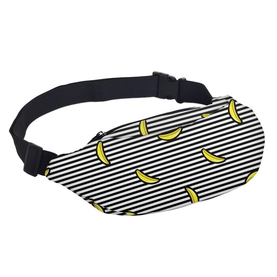 3D Printed Outdoor Silly Bean Waist Bags Collection Waist Packs deanfun Official Store