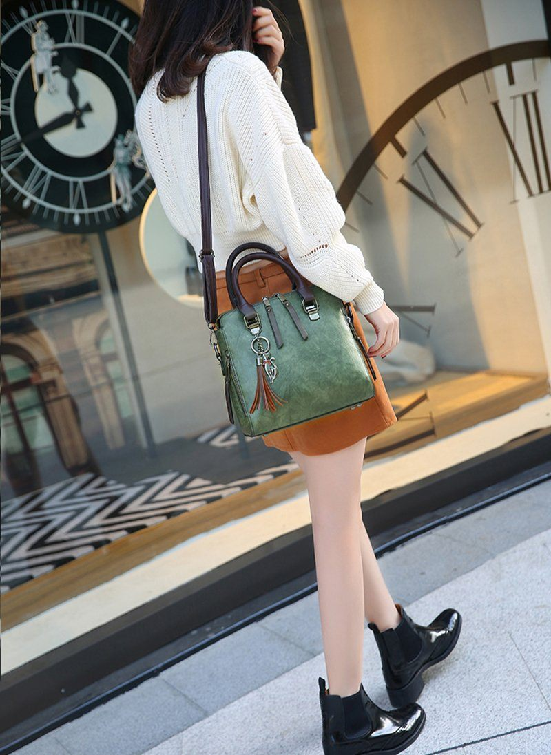 The Boston Private Investigator Vintage Crossbody Shoulder Messenger Handbag Shoulder Bags Yogodlns Outlets Store