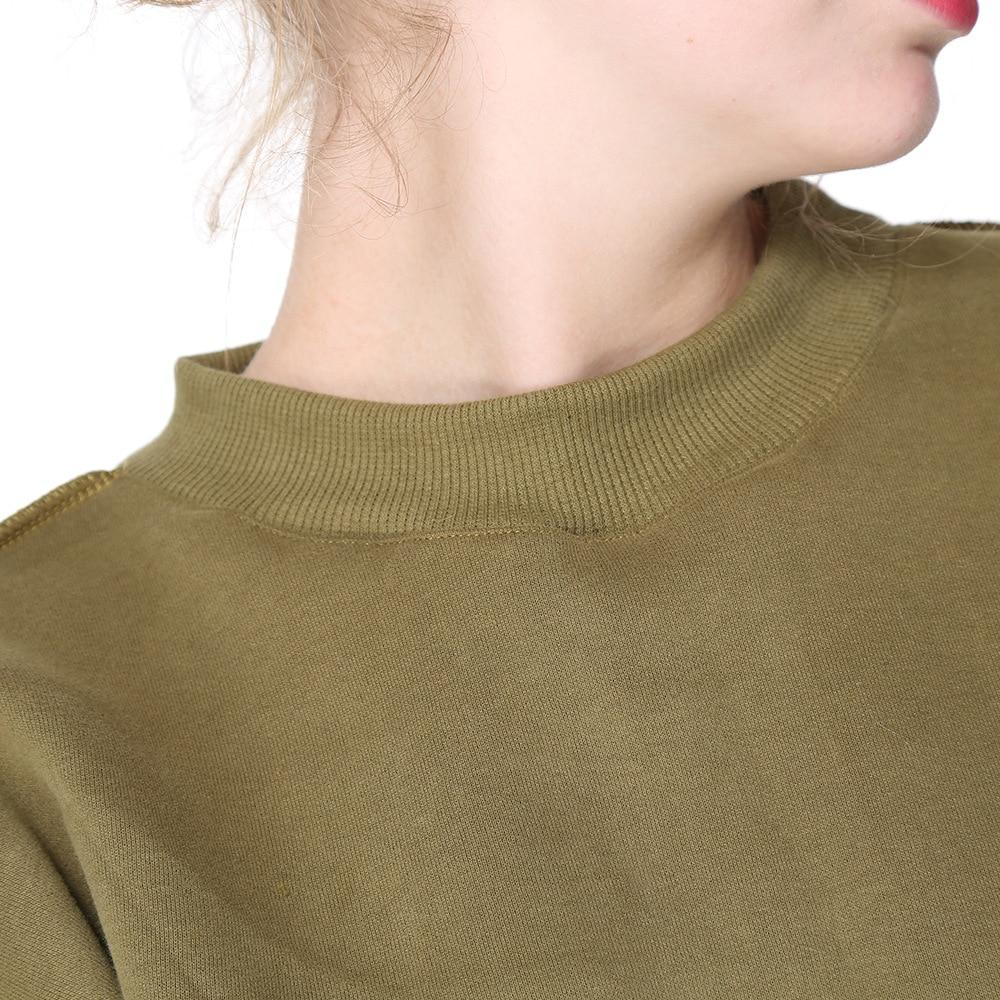 The Only Basic Autumn Winter Sweaters for Women Hoodies & Sweatshirts StreetwearX Store