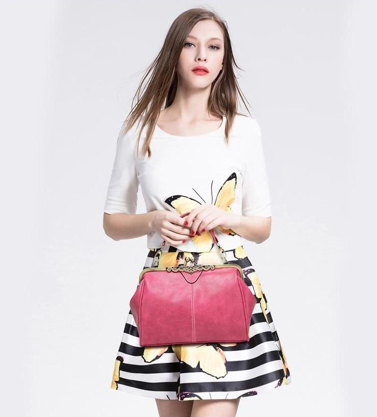 The Retro Doctor All-in-One Shoulder Crossbody Bag and Handbag Shoulder Bags Shop1317070 Store