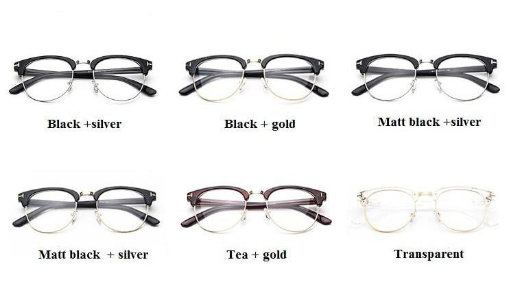 The Halfsies Retro Cat Eyeglasses For Women's Women's Eyewear Frames SHENZHEN BO SHI TONG