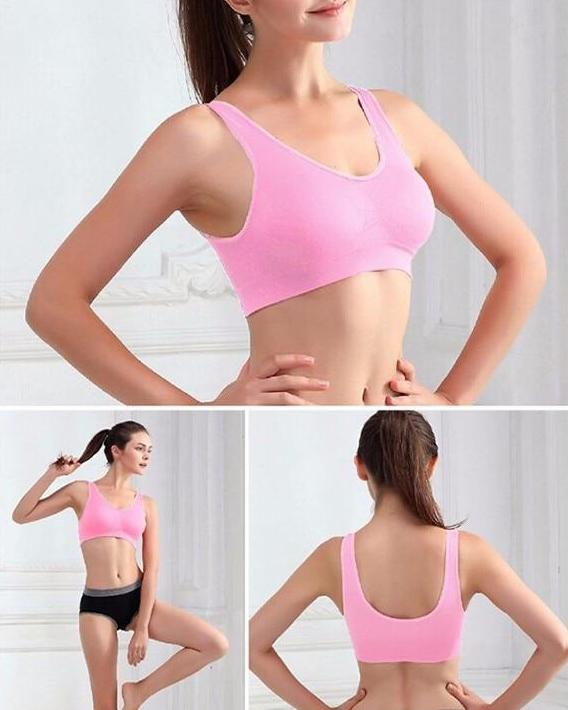 The Healthy Circulation Enhancing Breathable Sports Bra - HABIT