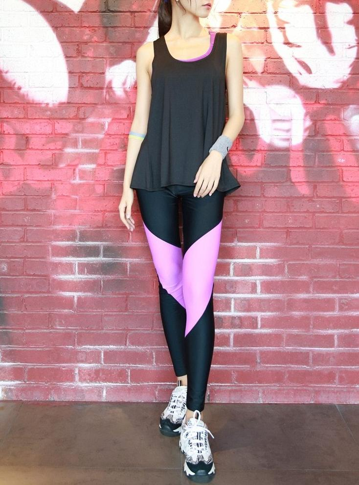 The Versatile Backless Sleeveless Yoga Top Yoga Shirts Top Pick
