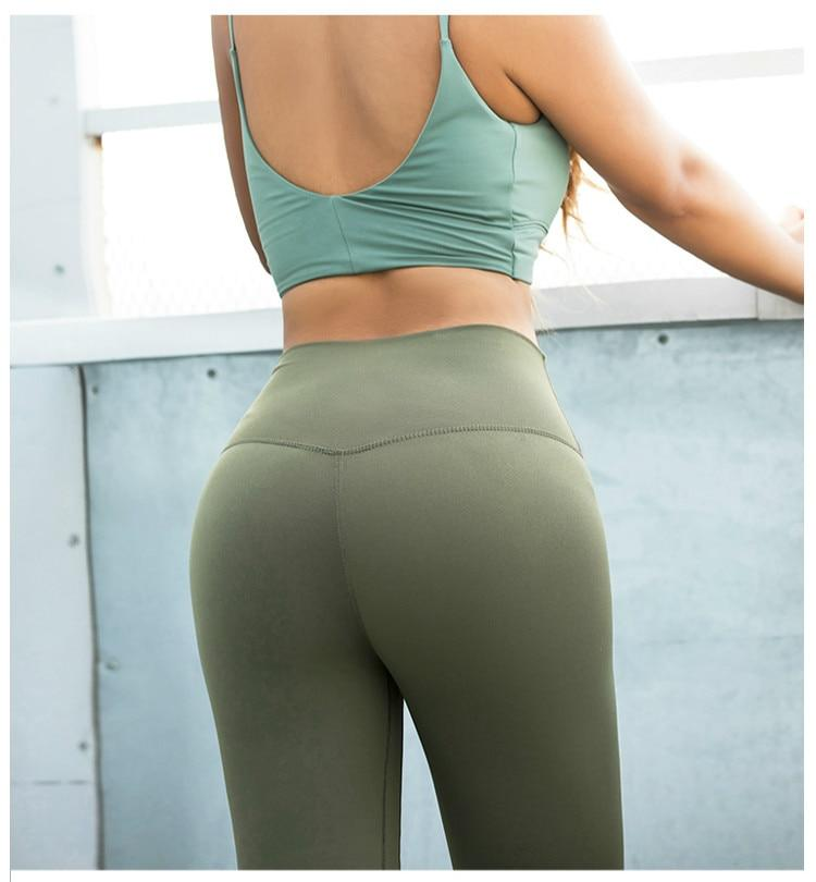 The Secret Secure Card Keeper Anti-Sweat High-Compression Slimming Yoga & Gym Leggings Yoga Pants COLORVALUE Official Store