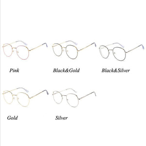 The Metallic Super Cute Doll Tokyo Kawaii Cat Ears Myopia Stylish Frame Glasses Men's Eyewear Frames Zilead Glasses Global Store