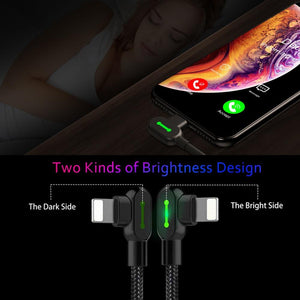 The Must-Have, Super Durable, and No-Nonsense Lightening Speed Fast Data Transmission USB Charging Cable For iPhone and iPad Mobile Phone Cables MCDODO Official Store