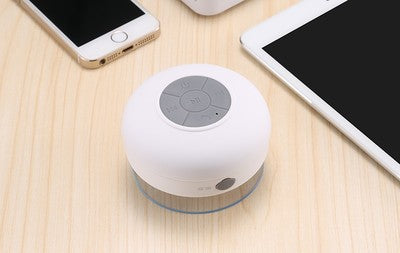 The Cute as a Button Mini Bluetooth Wireless Portable Speaker - HABIT