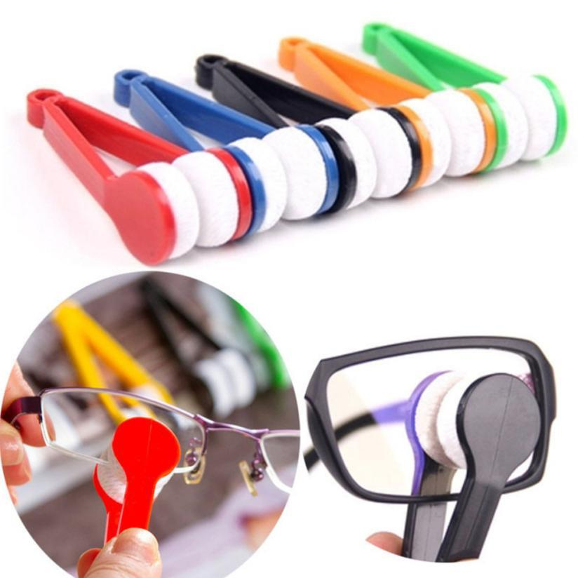 The Squeaky Clean Two Sided Microfiber Eyeglasses Sunglasses Cleaning Super Tool Cleaning Brushes Shenzhen Love Home Wholesale Co., Ltd