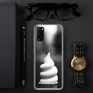 Samsung Case - Ice Cream Swirl - Not So Vanilla HABIT