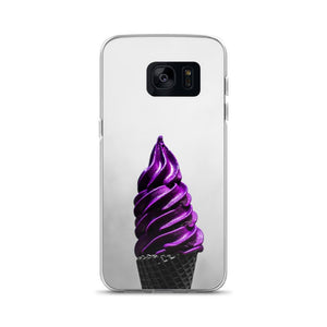 Samsung Case - Doesn't-Look-Real Purple Ube Ice Cream HABIT Samsung Galaxy S7