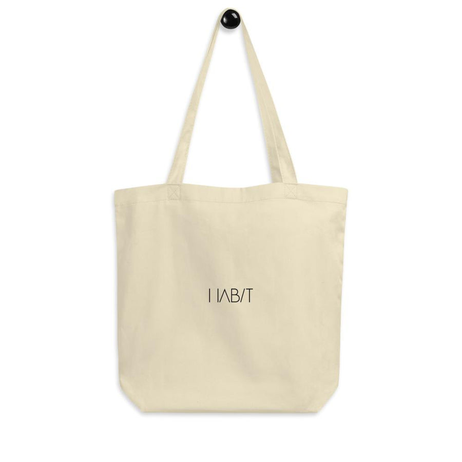 Eco Tote Bag - Ice Cream Ball FIGHT - Cheetah Cookie HABIT