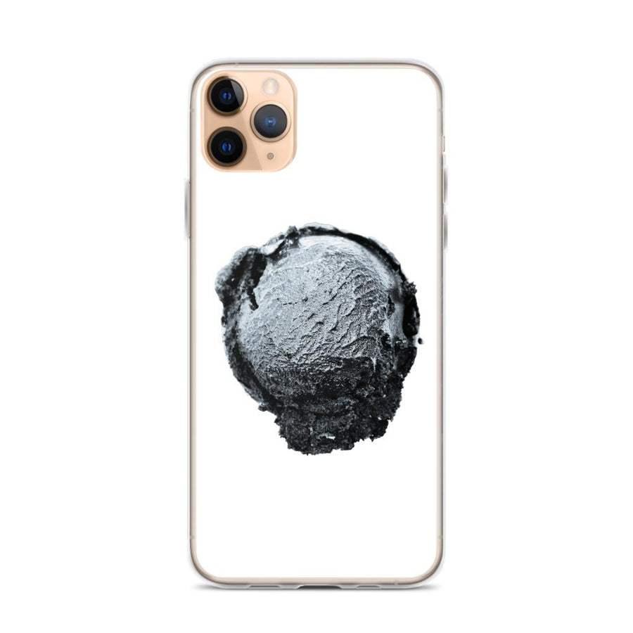 iPhone Case - Ice Cream Ball FIGHT - Silver Snowflake HABIT iPhone 11 Pro Max