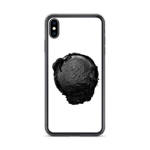 iPhone Case - Coconut Charcoal Ice Cream FIGHT HABIT iPhone XS Max