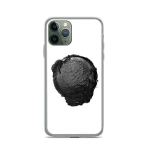 iPhone Case - Coconut Charcoal Ice Cream FIGHT HABIT iPhone 11 Pro
