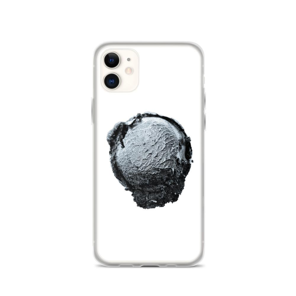 iPhone Case - Ice Cream Ball FIGHT - Silver Snowflake HABIT iPhone 11