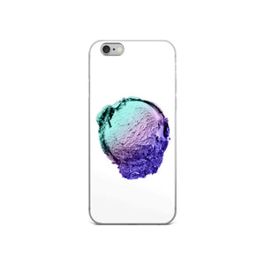 iPhone Case - Ice Cream Ball FIGHT - Spearmint Lavender Smear HABIT iPhone 6/6s
