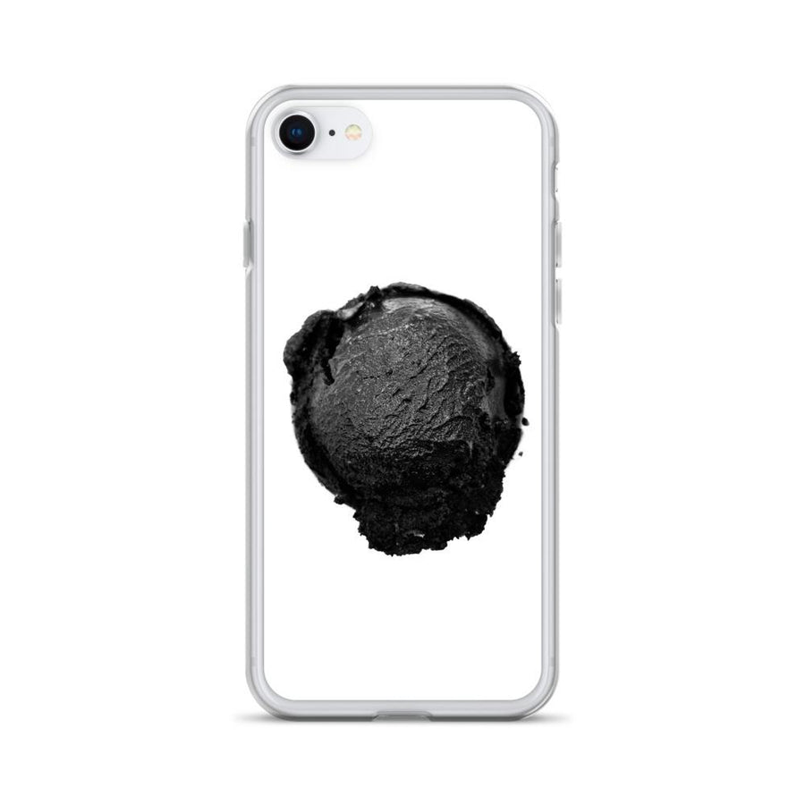 iPhone Case - Coconut Charcoal Ice Cream FIGHT HABIT iPhone 7/8
